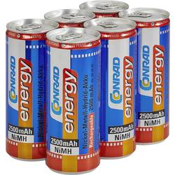 Conrad Energy Drink 6 v paketu (6x250ml)