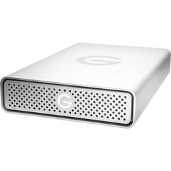 Extern hårddisk 3.5 G-Technology G-Drive G1 USB 3.0 4 TB Silver