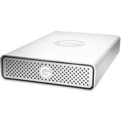Extern hårddisk 3.5 G-Technology G-Drive USB-C USB-C 4 TB Silver