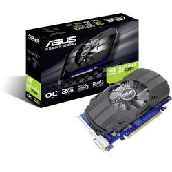 Asus grafična kartica Nvidia GeForce GT1030 Phoenix 2 GB gddr5-ram pcie x16 hdmi, dvi