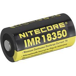 NiteCore IMR 18350 Specialni akumulatorji 18350 Li-Ion 3.7 V 700 mAh