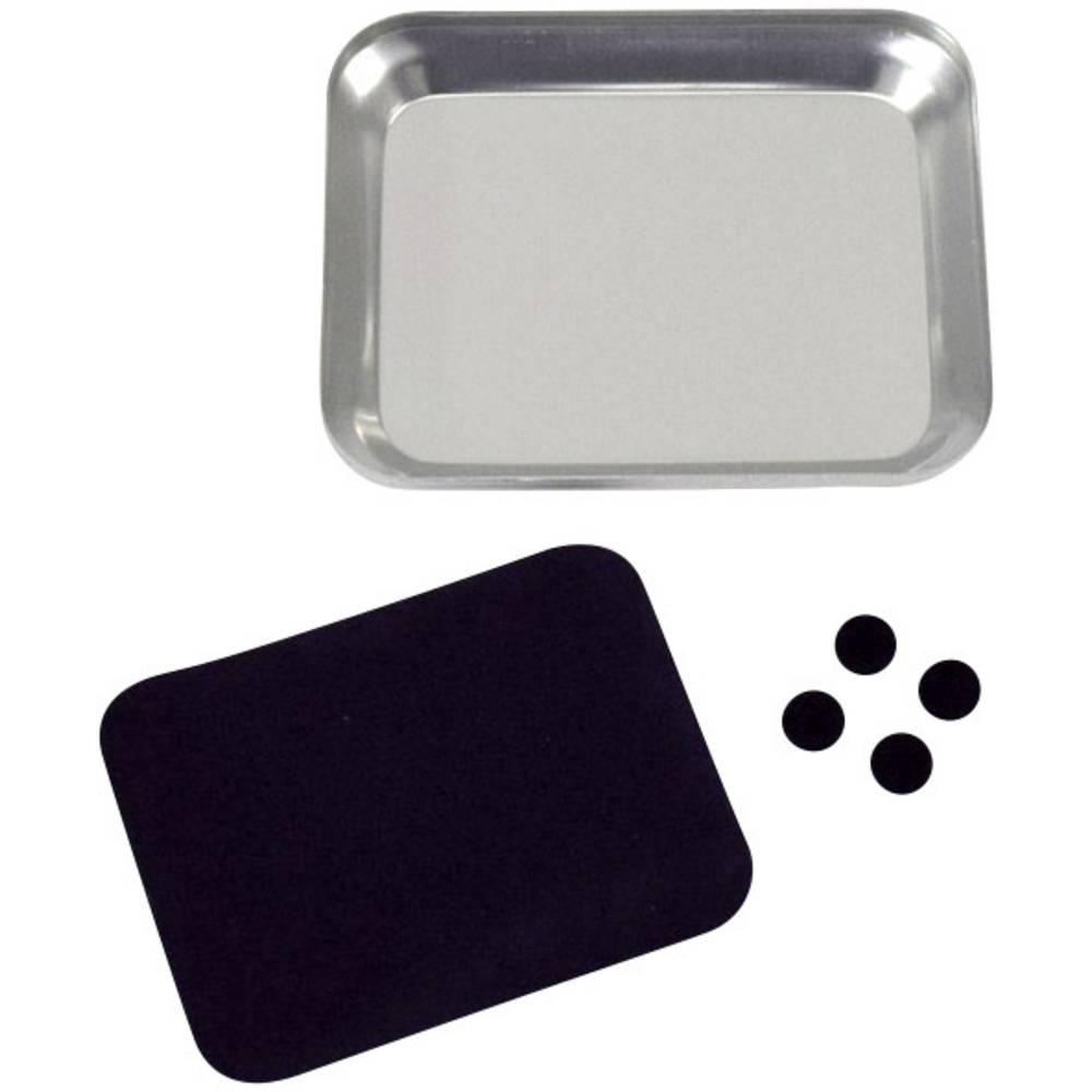 Absima aluminijasta posoda z magnetno ploščo