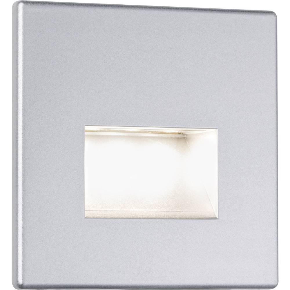 LED vgradna svetilka 1.1 W topla bela Paulmann Edge 99495 krom (mat)