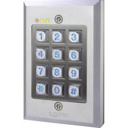 Sygonix kodna ključavnica, nadometna montaža, IP65, osvetljena tipkovnica