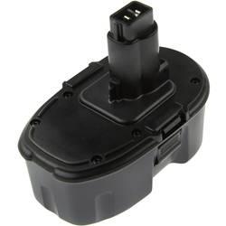 SILA 340203 električni alaT-akumulator Zamjenjuje originalnu akumul. bateriju DeWalt DW9095 18 V 3000 mAh NiMH