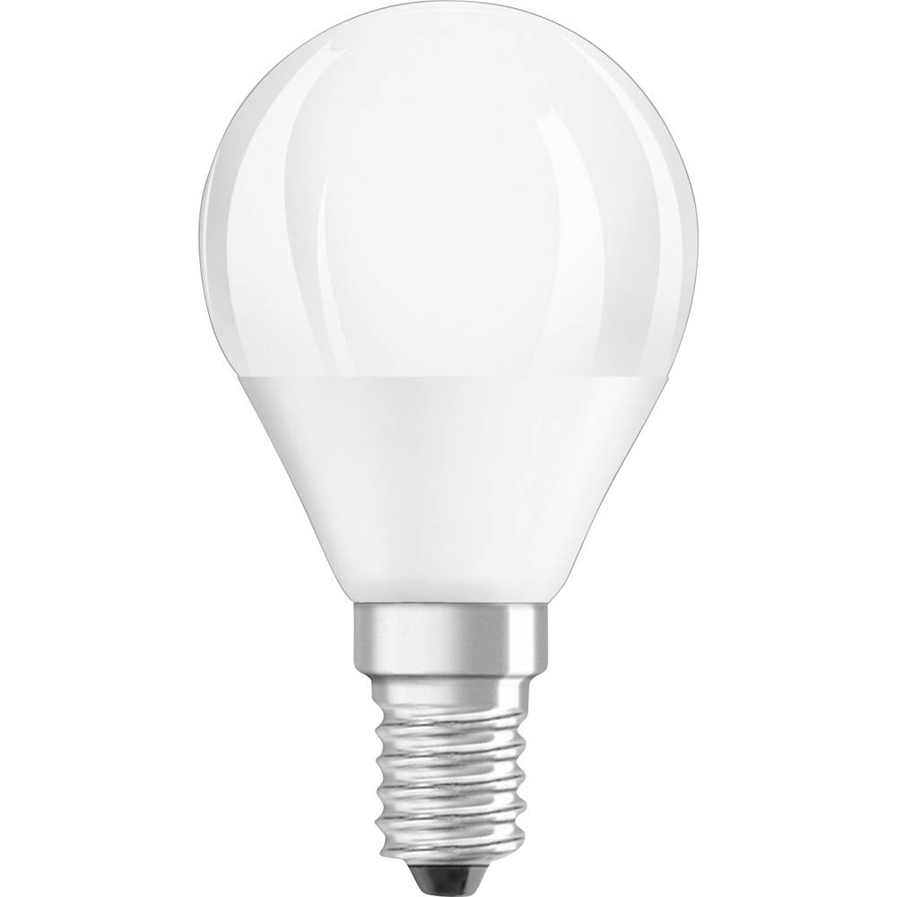 LED Klotform E14 OSRAM Relax & Active 5 W 470 lm A+ Varmvit till neutralvit 1 st