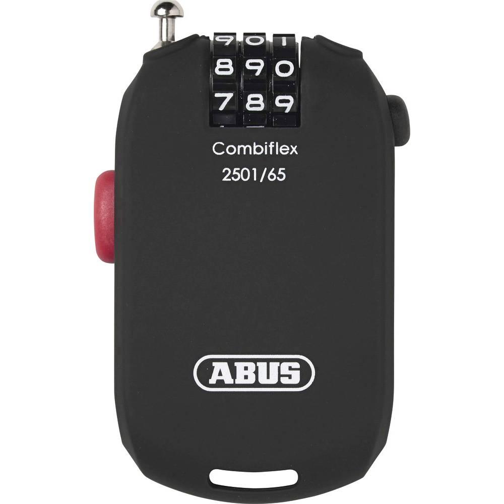 Kabelska ključavnica ABUS Črna Ključavnica s številčnico