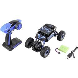 Basetech Rock Crawler 1:18 RC avtomobilski model za začetnike elektro crawler pogon na vsa kolesa (4wd)