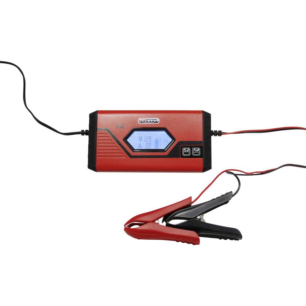 Automatisk oplader, Oplader Profi Power 2913908 12 V 3.5 A, 7 A