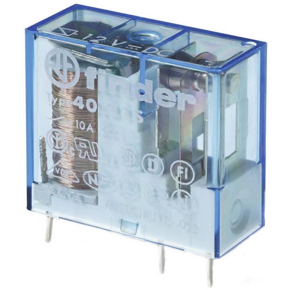 Finder 40.31.7.012.0000 Rele za tiskano vezje 12 V/DC 12 A 1 menjalo 50 KOS Tray