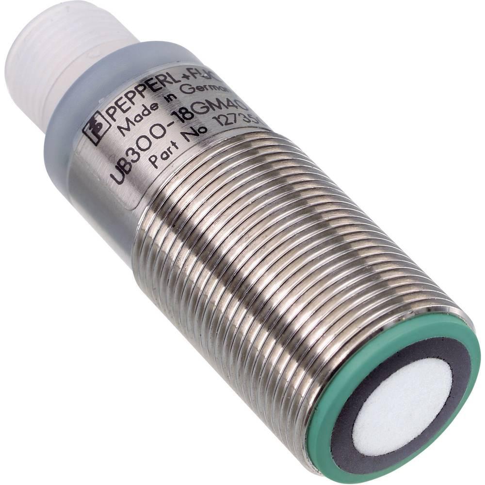 Ultrazvučni blizinski prekidač M18 analogna struja Pepperl & Fuchs UB800-18GM40-I-V1