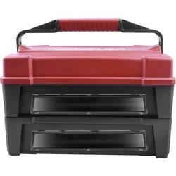 1561125 Univerzalna Neopremljen kovček za orodje 1 kos (D x Š x V) 375 x 250 x 255 mm