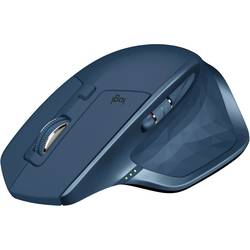 Logitech MX Master 2S Bluetooth miš Laser Ponovo punjiv, Ergonomski Ponoćnoplava