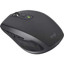 Logitech MX Anywhere 2S Bluetooth® wlan miška laserski polnjivo grafitna