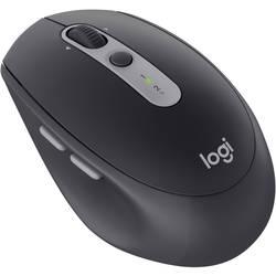Logitech M590Multi-Device Silent bluetooth miška optični grafitna