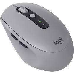 Logitech M590Multi-Device Silent bluetooth miška optični siva
