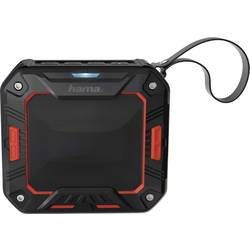 Bluetooth-högtalare Hama Rockman-S Svart, Röd