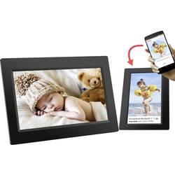digitalni wifi okvir za slike 25.7 cm 10.1 palec Denver PFF-1010 Black 1280 x 800 piksel 8 GB črna