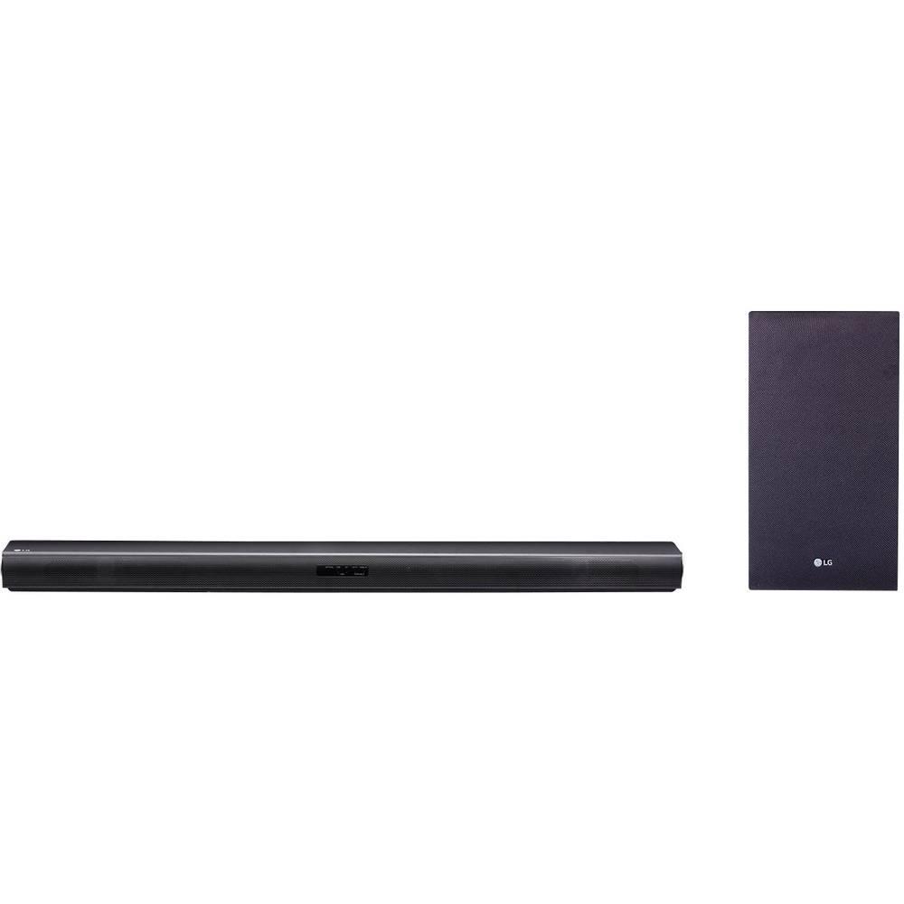 Soundbar LG Electronics SJ4 Svart
