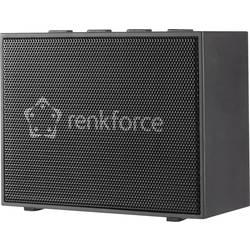 Bluetooth® zvočnik 4.1 Renkforce BlackBox1 s prostoročno funkcijo, AUX črne barve