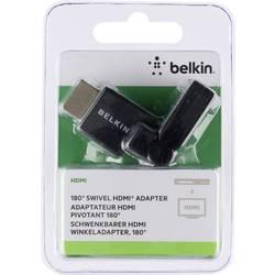 Belkin HDMI tv, zaslon adapter [1x moški konektor HDMI - 1x ženski konektor HDMI] črna