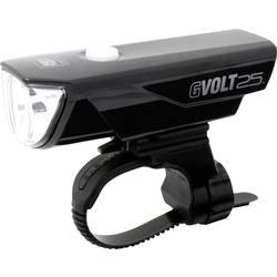 prednje svjetlo za bicikl Cateye GVOLT25 HL-EL360G-RC led pogon na punjivu bateriju crna