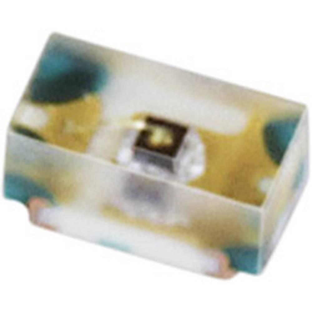 SMD-LED 0402 crvena 36 mcd 120 ° 25 mA 2 V Everlight Opto 16-213SURC/S530-A2/TR8