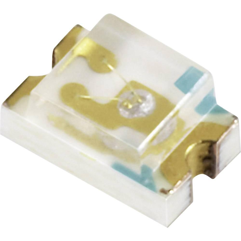 SMD-LED 0805 zeleno-žuta 31 mcd 140 ° 20 mA 2 V Everlight Opto 17-21SYGC/S530-E3/TR8