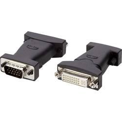 Belkin DVI / VGA adapter [1x ženski konektor DVI, 24 + 5 polov - 1x moški konektor VGA] črna
