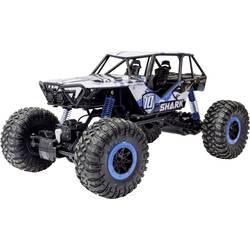 RC-modelbil Crawler 1:10 Reely Rock Crawler Brushed Elektronik 4WD 100% RtR