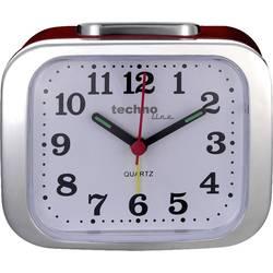 Techno Line Model XL rot kvarčna budilka rdeča Časi alarma 1