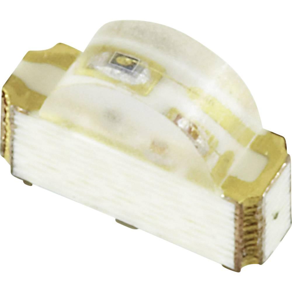 SMD-LED mehrfarbig (value.1317397) Everlight Opto 12-22SDRUGC/S530-A2/TR8 særlig form 30 mcd, 16 mcd 120 ° Rød, Grøn