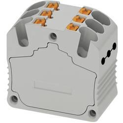 Razdjelni blok PTFIX 6X1,5 GY 3002757 Phoenix Contact broj polova: 6 0.14 mm 1.5 mm siva 20 kom.