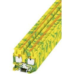 Stezaljka za zaštitni vodič MPT 2,5-PE 3248130 Phoenix Contact broj polova: 2 0.14 mm 2.5 mm zeleno-žuta 50 kom.