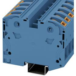 Visokostrujna stezaljka PTPOWER 35 BU 3212065 Phoenix Contact broj polova: 2 2.5 mm 35 mm plava 10 kom.