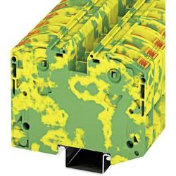 Stezaljka za zaštitni vodič PTPOWER 35-PE 3212066 Phoenix Contact broj polova: 2 2.5 mm 35 mm zeleno-žuta 10 kom.