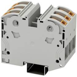 Visokostrujna stezaljka PTPOWER 35-3L 3212068 Phoenix Contact broj polova: 6 2.5 mm 35 mm siva 3 kom.