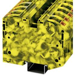 Visokostrujna stezaljka PTPOWER 35-FE 3212081 Phoenix Contact broj polova: 2 2.5 mm 35 mm crno-žuta 10 kom.