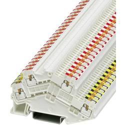 Dvokatna prolazna stezaljka PTTBS 1,5/S-KNX 3214663 Phoenix Contact broj polova: 8 0.14 mm 1.5 mm bijela 50 kom.