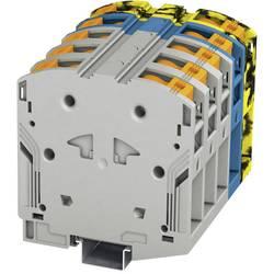 Visokostrujna stezaljka PTPOWER 50-3L/N 3260054 Phoenix Contact broj polova: 8 10 mm 70 mm siva, plava 3 kom.