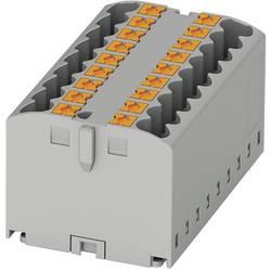 Razdjelni blok PTFIX 18X2,5 BU 3273310 Phoenix Contact broj polova: 18 0.14 mm 2.5 mm plava 8 kom.