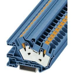 Prolazna stezaljka PTI 16/S BU 3214023 Phoenix Contact broj polova: 2 0.5 mm 16 mm plava 50 kom.