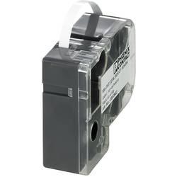 Etikete za termalni pisač MM-TMT (EX6,35)R C1 WH/BK 803982 Phoenix Contact vrsta montaže: ljepljenje, bijela, crna 1 kom.