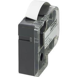 Krympeslangemarkør Phoenix Contact MM-WMS 3,2 (EX5)R C1 WH/BK 803923 1 stk Hvid, Sort