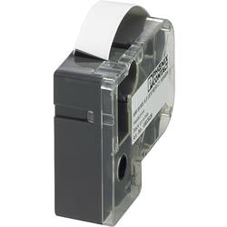 Krympeslangemarkør Phoenix Contact MM-WMS-2 6,4 (EX10)R C1 WH/BK 803929 1 stk Hvid, Sort