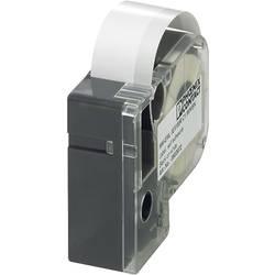 Etikete za termalni pisač MM-EML (EX12)R C1 WH/BK 803971 Phoenix Contact vrsta montaže: ljepljenje, bijela, crna 1 kom.