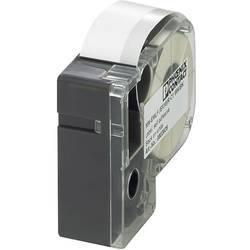 Etikete za termalni pisač MM-EMLF (EX12)R C1 WH/BK 803938 Phoenix Contact vrsta montaže: ljepljenje, bijela, crna 1 kom.