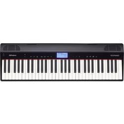 digitalni piano Roland GO:PIANO črna s vključenim napajalnikom