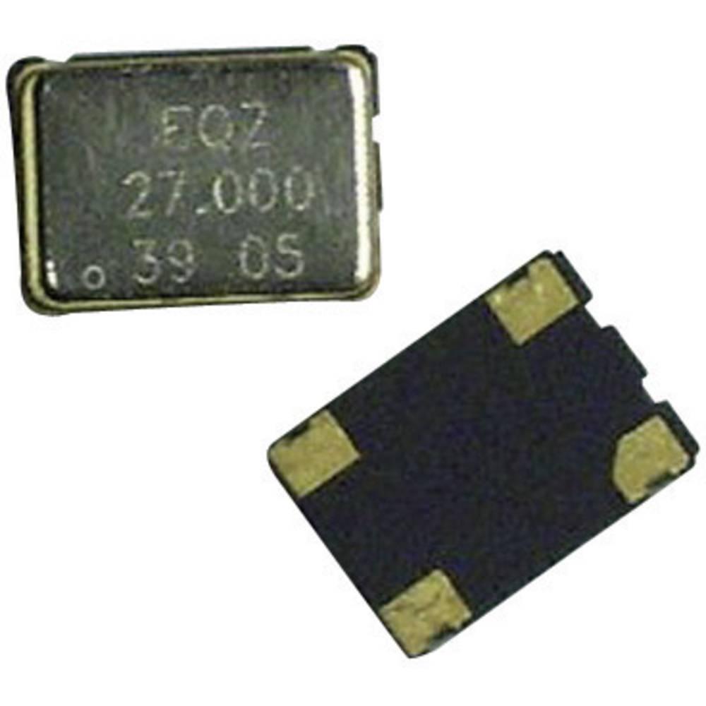 Kvarčni oscilator EuroQuartz QUARZ OSCILLATOR SMD 5X7 SMD HCMOS 24.576 MHz 7 mm 5 mm 1.4 mm