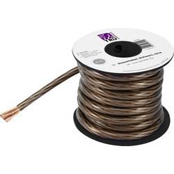 Mjerni kabel 1567040 TRU COMPONENTS 1 x 35 mm, crna, prozirna 5 m